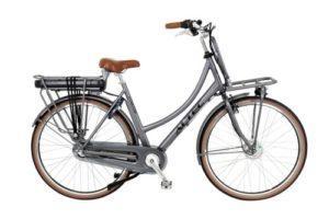 Elektrische fiets Altec Kratos grijs