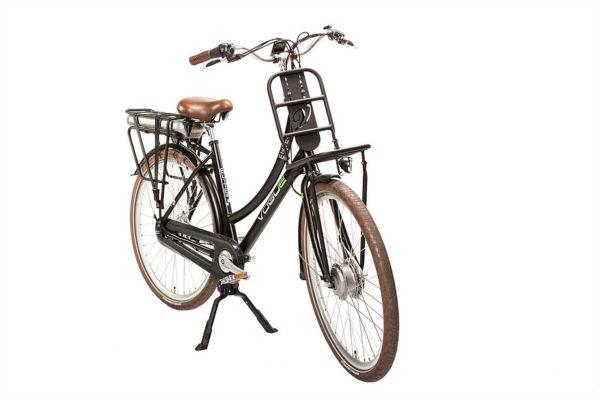 E-bike Vogue Elite plus Mat zwart