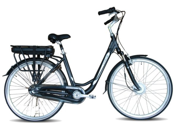 E-bike Vogue Basic 3 Zwart