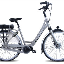 E-Bike Vogue Elegance Mat grijs