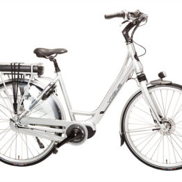 E-Bike Vogue Elegance Mat Zilver