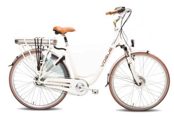 E-bike Vogue Basic 3 Cream
