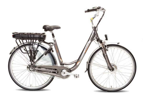 E-bike Vogue Basic 3 Grijs