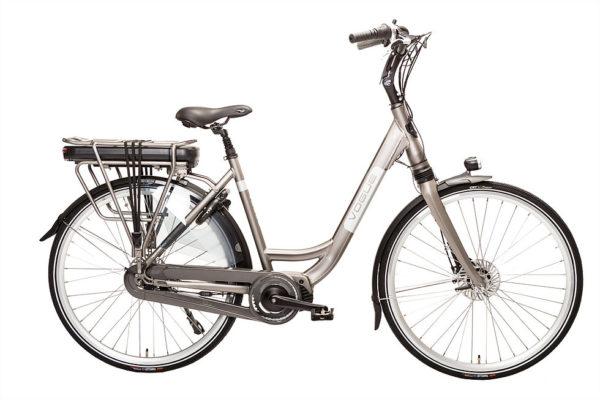 E-bike Vogue Infinity met Bafang middenmotor grijs