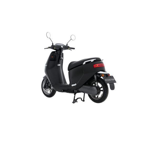 ecooter e2 matzwart