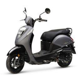 SYM Mio matgrijs/zwart 50i Euro5