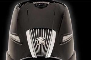 Peugeot Django led verlichting